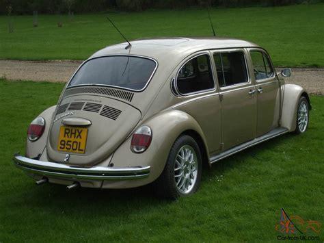 volkswagen beetle classic modified custom built classic 1972 vw beetle limousine