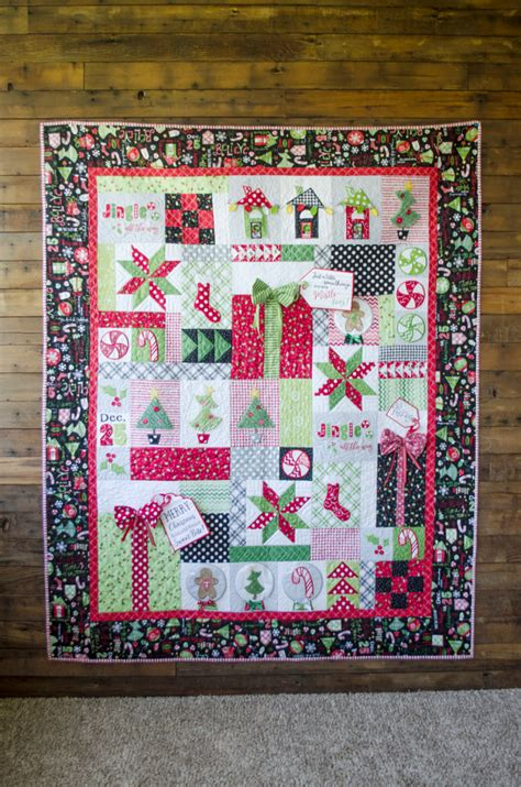 Way Quilt by Ready To Stitch Up Something New Introducing Jingle All
