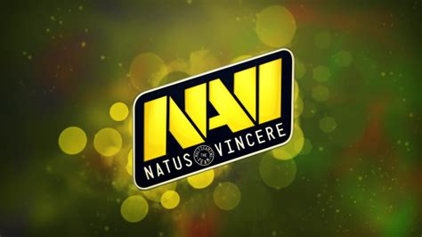 dota 2 navi wallpaper natus vincere logo team game wallpapers hd download