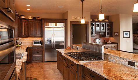 Kitchen Design Magazine montana home interior kitchen designs distinctly
