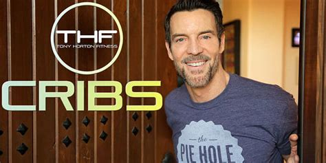 take a tour of tony horton s home the beachbody