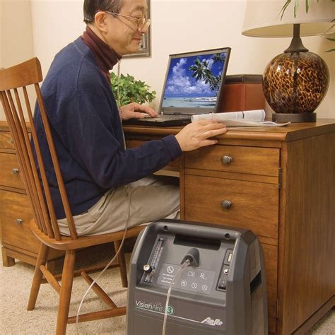 airsep visionaire 5 lpm home oxygen concentrator
