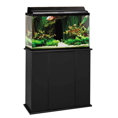 Stand Galon Aqua aquatic fundamentals 29 37 gallon upright aquarium stand