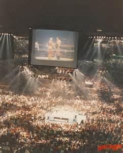 What Happened To The Pontiac Silverdome Pontiac Silverdome Wrestlemania 3 School