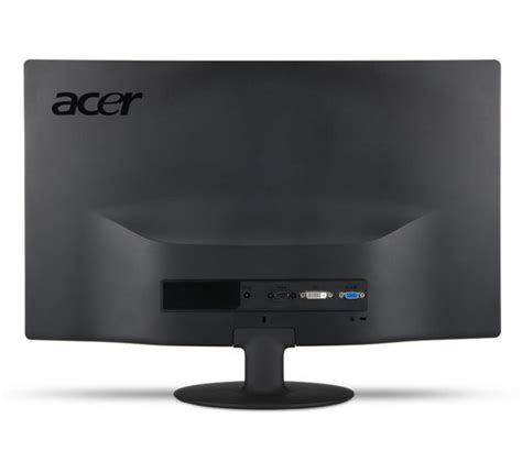 Led Monitor Acer acer s240hlbid hd 24 quot led monitor deals pc world