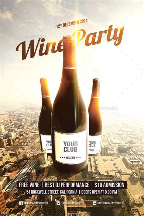 wine flyer template 26 wine flyer designs psd vector eps jpg