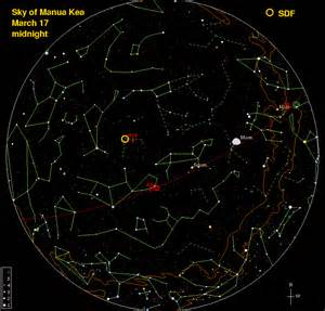 Subaru Constellation Which Lies Just Inside The Boundariesof The Constellation