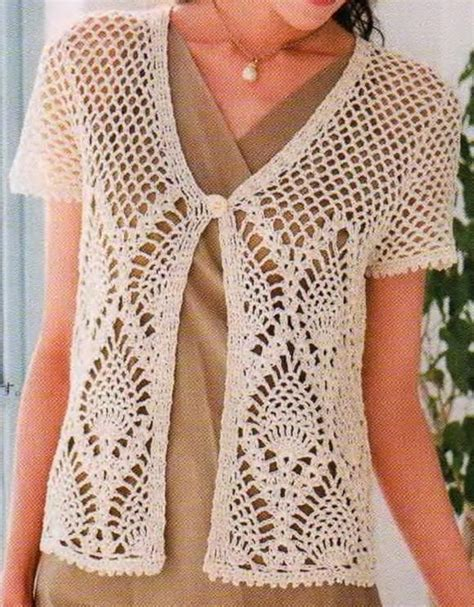 crochet jumper pattern easy 1163 best images about crochet shrugs tops etc on