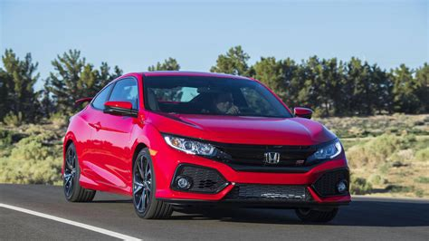 civic si review 2017 2017 honda civic si drive review with photos