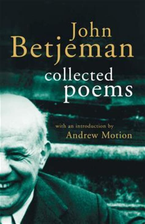 collected poems books collected poems by betjeman reviews discussion
