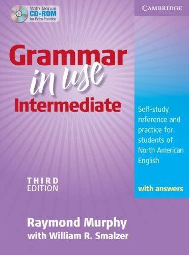 Understanding Gramar Third Edition bloggang surrogate grammar in use intermediate 3rd edition cd rom 2009 pdf