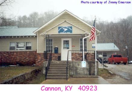 kentucky post offices