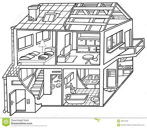 house plan clipart 29 house clipart images black and white house plan 2017