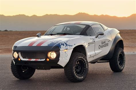 Rally Fighter: The Most Badass Car You've Never Heard Of