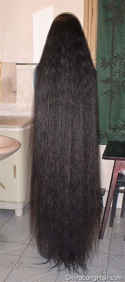 very long floor length hair long haired women hall of fame very long hair part vii