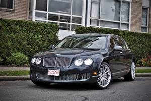 Bentley Door Bentley 2012 Continental Flying Spur Speed 4 Door Awd