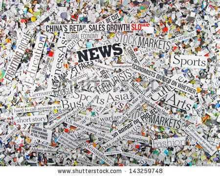 Newspapers Background Stock Illustration 294853400 Newspaper Background Stock Images Royalty Free Images Vectors