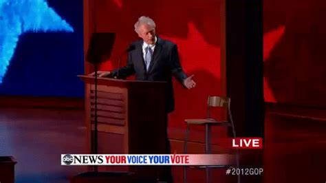 Clint Eastwood Talking To Chair by Who Seriously Likes Obamacare