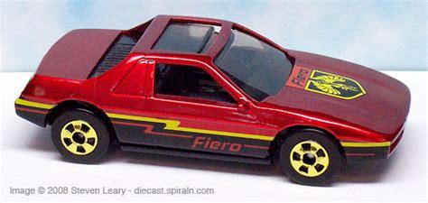 Wheels Pontiac Fiero 2m4 1996 Hotwheels pontiac