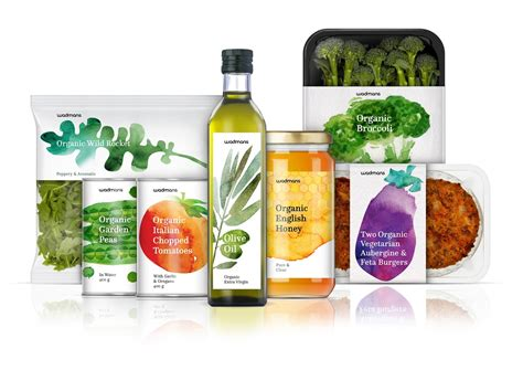 new year food package wadmans organic food concept on packaging of the world