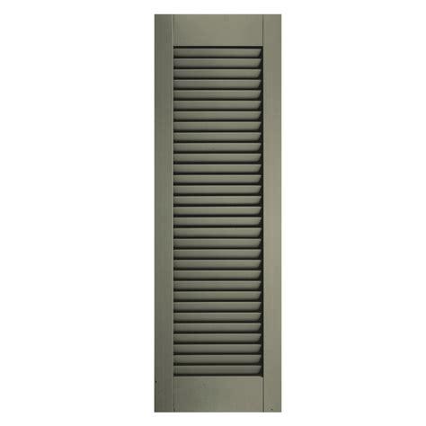 standard louvered colonial shutter atlantic premium shutters