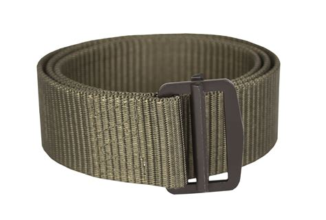 metal tactical tactical belt with metal buckle olive drab