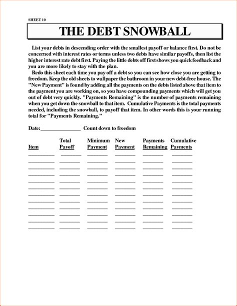 Dave Ramsey Worksheets by Dave Ramsey Worksheetmemo Templates Word Memo Templates Word