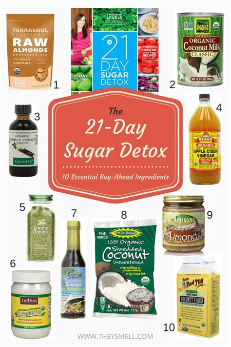 Can U Use Organic Sugar For Detox by Best 25 21 Day Sugar Detox Ideas On Carnitas