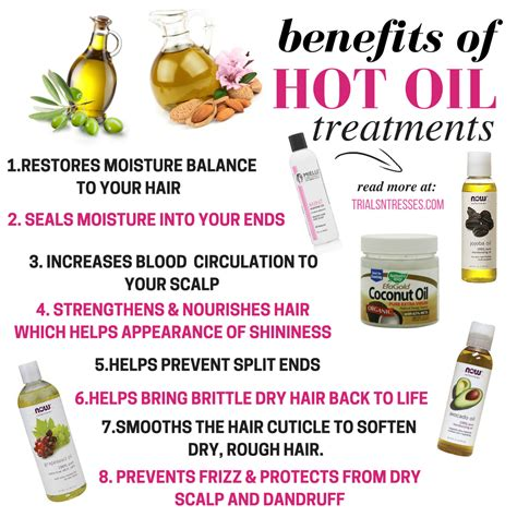 oil treatment how long to stay in the dryer benefits of hot oil treatments trials n tresses