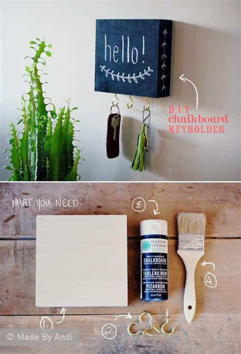diy chalkboard holder diy chalkboard key holder workshop ideas