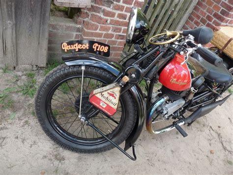 Oldtimer Motorrad Peugeot by Bild 1 Aus Beitrag Oldtimer Motorradseltenheit Gesehen