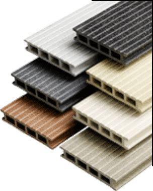 Kunstholz Terrasse by Holz Kunststoff Verbundmaterial F 252 R Terrassendielen Aus