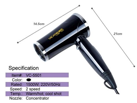 Mini Hair Dryer Diffuser hair salon professional high power electric hair dryer