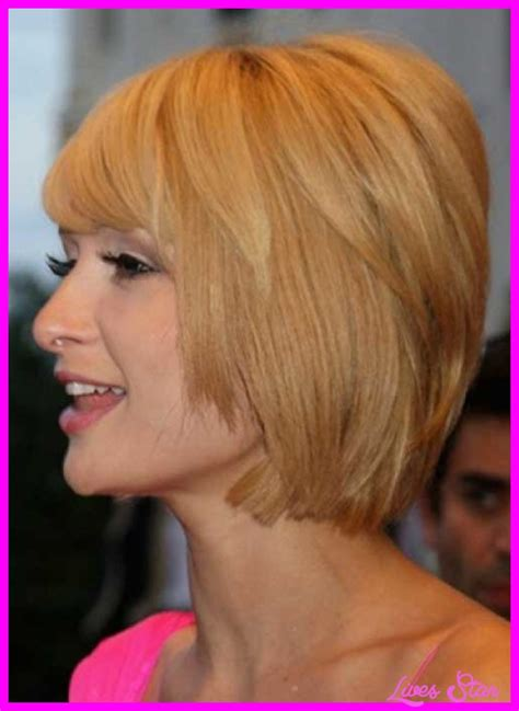 short haircuts bobs pictures cute short layered bob haircuts livesstar com