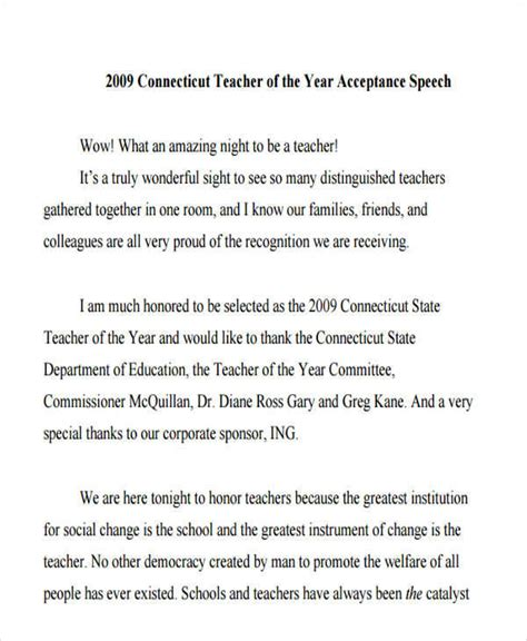 44 Speech Sles Sle Templates Speech For Employee Recognition