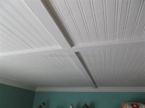 How To Hang A Drop Ceiling by How To Install A Drop Ceiling In A Basement Best