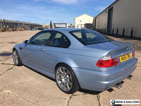 bmw e46 for sale uk 2005 coupe m3 for sale in united kingdom
