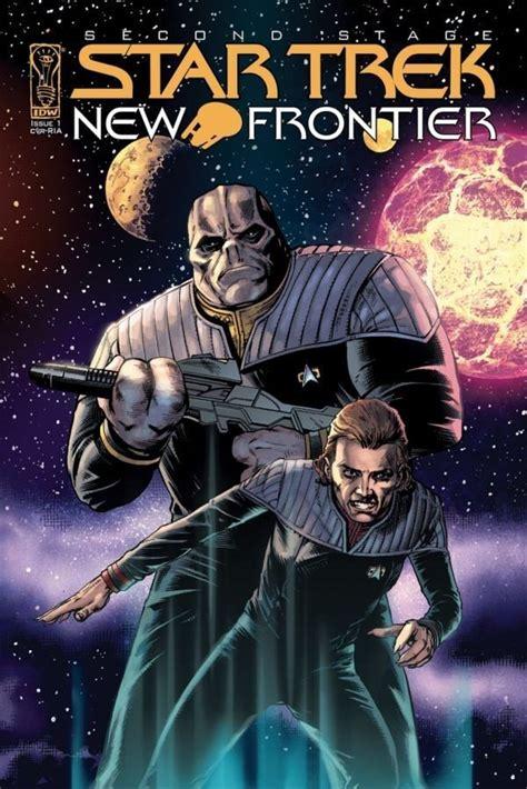 Trek Spotlight Volume 1 Graphic Novel Ebooke Book trek new frontier 1 idw publishing