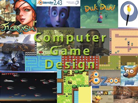 design game pc computer game design and programming