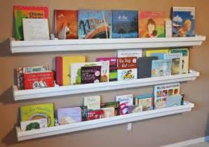 gutter book shelves gutter bookshelves for kenton s room our