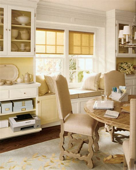 home office in dining room martha moments 2010 05