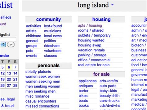 Long Island For Sale Craigslist   Autos Post