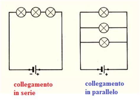 collegamento lade in serie lade in serie e parallelo collegamenti in serie e in parallelo