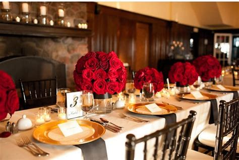 brown and gold decorations wedding color combination ideas weddings start