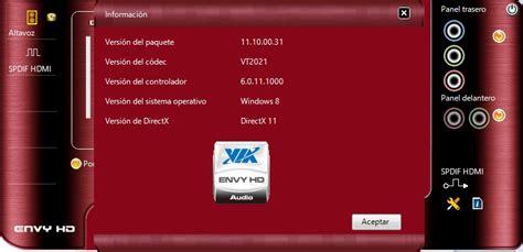 via audio deck via hd audio deck windows 10 no funciona microsoft