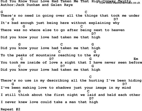 printable lyrics mary did you know country music did you know your love had taken me that