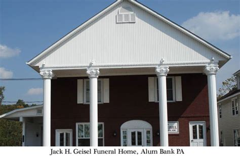 geisel funeral home and crematory bedford pa funeral
