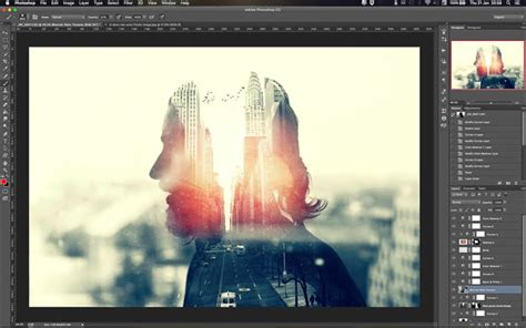 double exposure magic trick tutorial how to make a killer multiple exposure portrait using