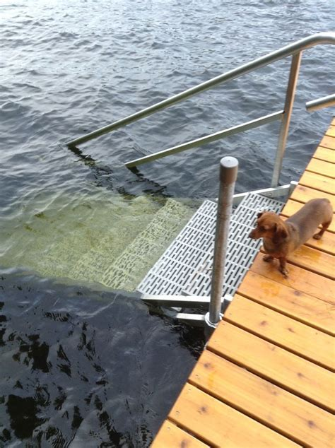 boat dock cart 17 best images about stairs into water on pinterest