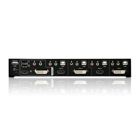 Harga Kabel Matrix harga jual aten cm0264 2x4 dvi hd audio matrix kvmp